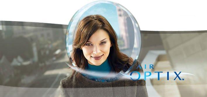 AIR OPTIX havi viseletű kontaktlencsék