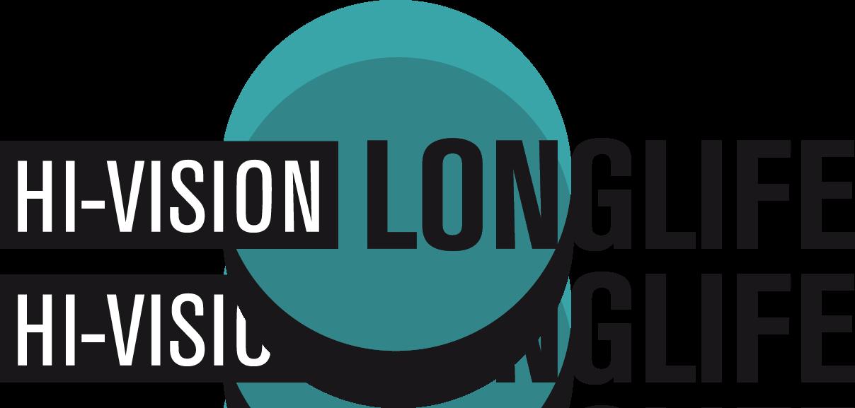 Hi-Vision LongLife logo