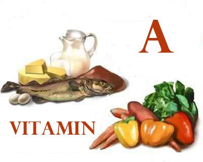 A vitamin forrás