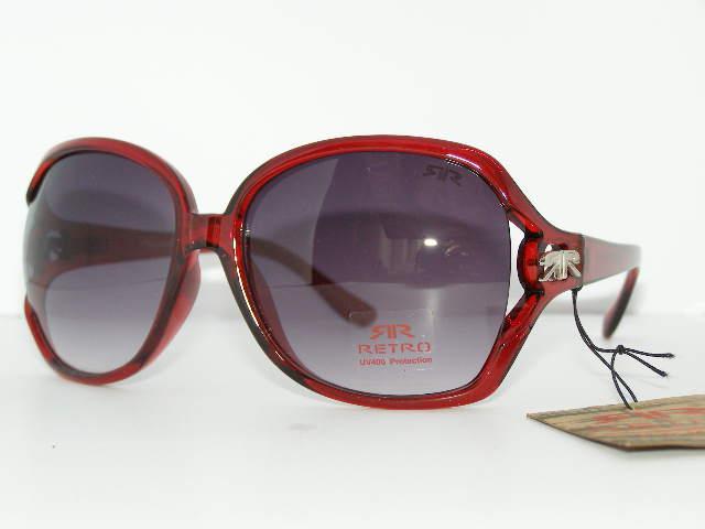 női retro napszemüveg