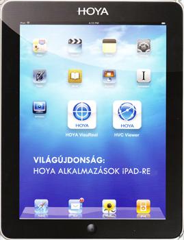 Hoya iPad alkalmazások