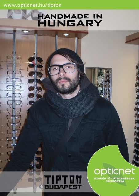 ByeAlex is a magyar szemüvegkeretekre esküszik