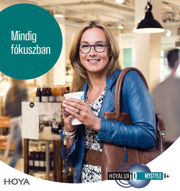 Hoyalux iD MyStyle V+ – forradalmi lencsetervezés tökéletesen személyre szabva