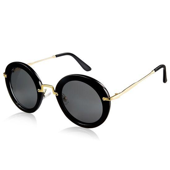kerek napszemüveg