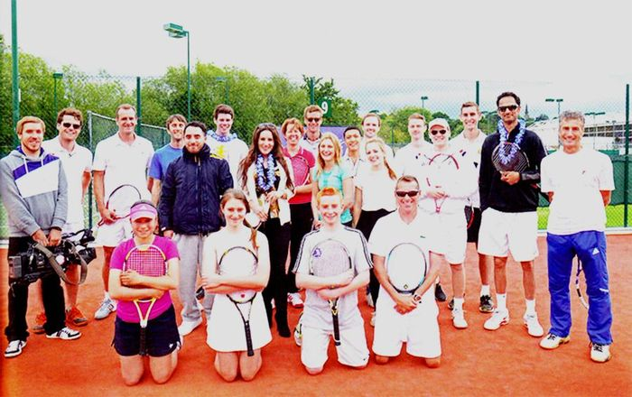 Wimbledon Club 2015.