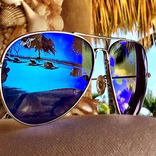 A Maui Jim bemutatja a Blue Hawaii-t