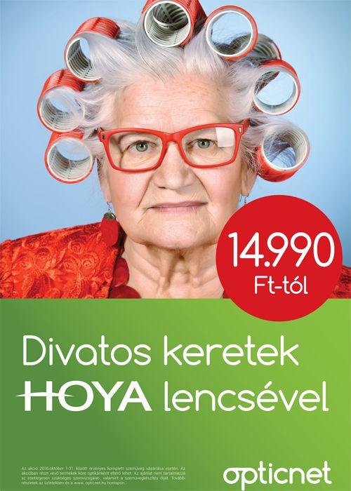 Divatos szemüvegkeretek