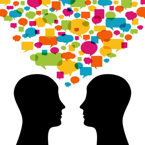 Miért nehéz egyszerre beszélni és a másik szemébe nézni?