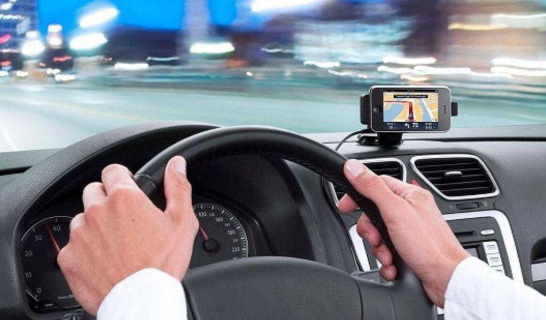 Ellustul az agy a mobilos navigációtól