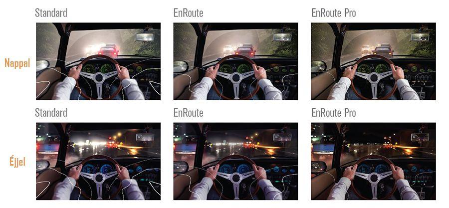 EnRoute különbség