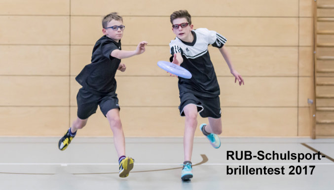 RUB sportszemüveg-teszt