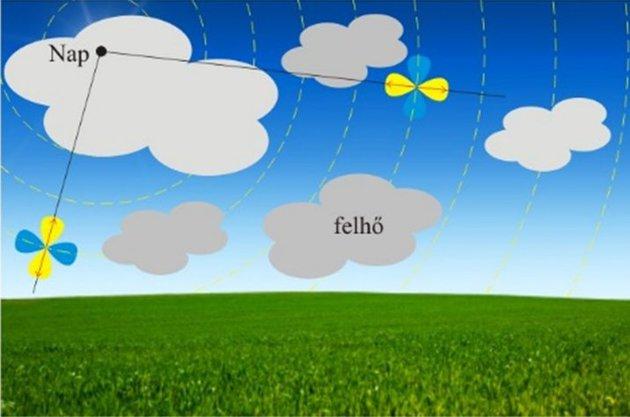Nap-felhők