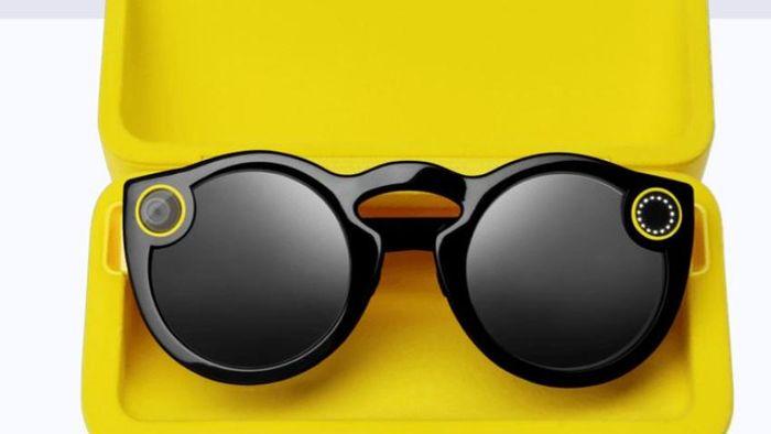 Snapchat szemüveg