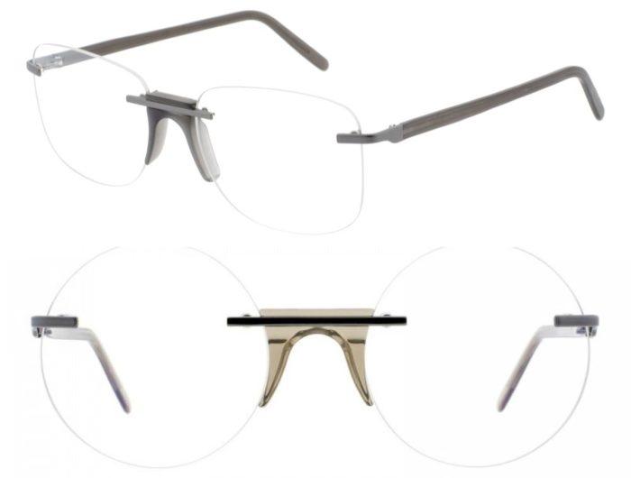 Andy Wolf fúrt szemüvegkeret